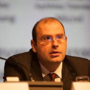 Dr. Emmanuel Zervakis of European Sensor Systems (ESS)